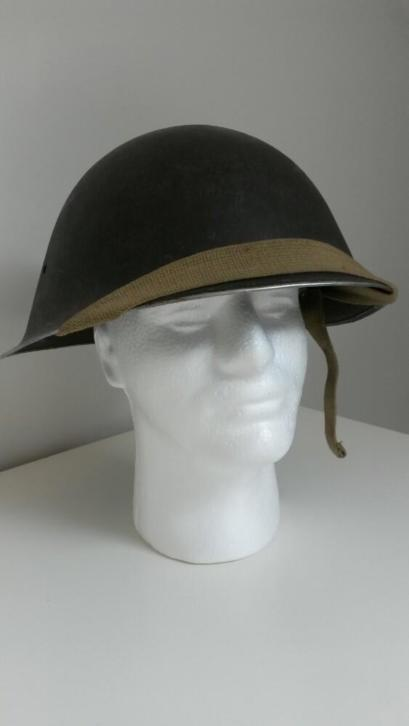 British ww2 turtle helmet  _85110