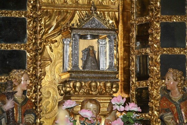 Virgen de Jaraba / San Francisco de Paula (R.M. SXVIII-O341)(MAM) Imgcac10