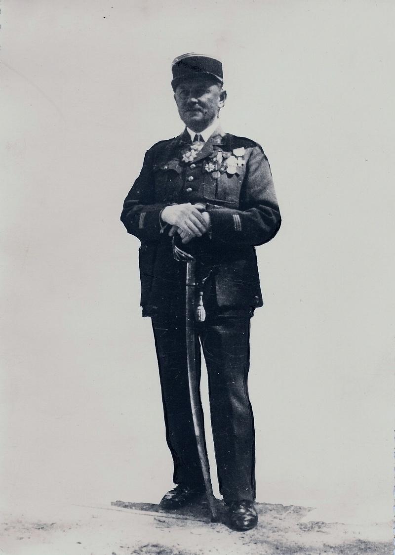Sabre de cavalerie légère mle 1822 Andry10