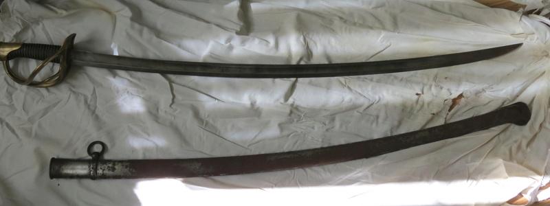 Sabre de cavalerie légère mle 1822 Img_1710