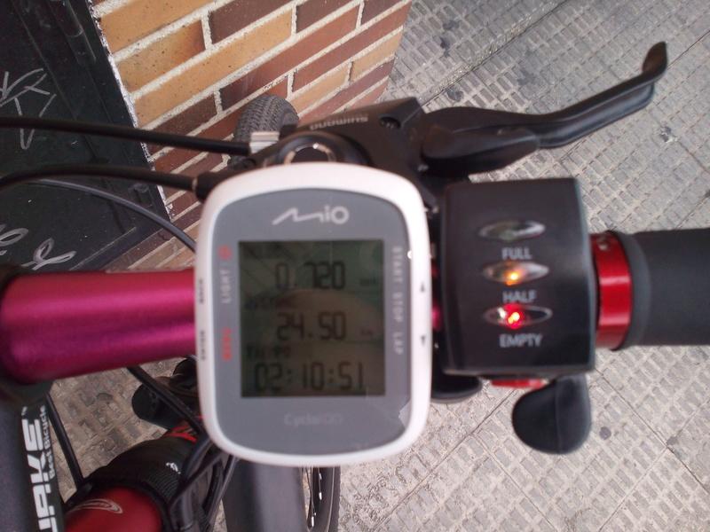 Imortor 26 o Urban X rueda inteligente. Bici311