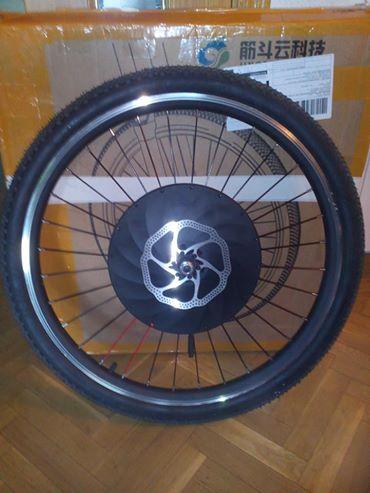 Imortor 26 o Urban X rueda inteligente. Rueda110