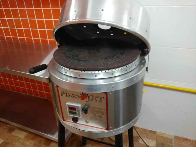 Vendo forno Pizza Jet R40 - R$ 4.490,00 Img_2012