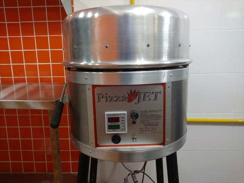 Vendo forno Pizza Jet R40 - R$ 4.490,00 Img_2013