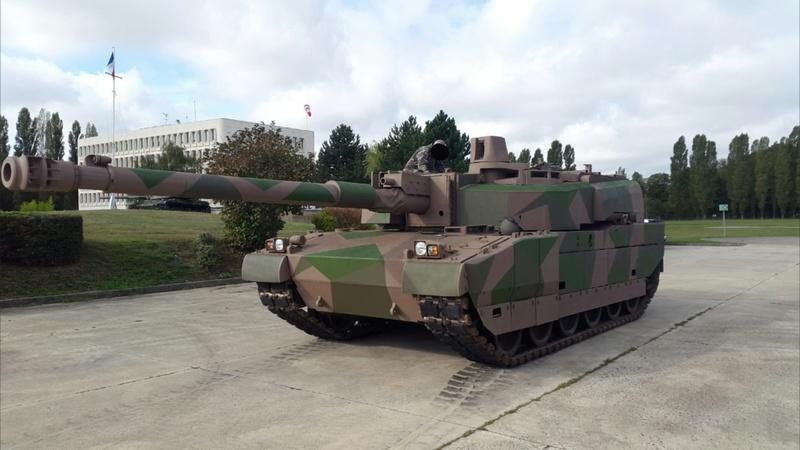 140mm Leclerc  140_mm11