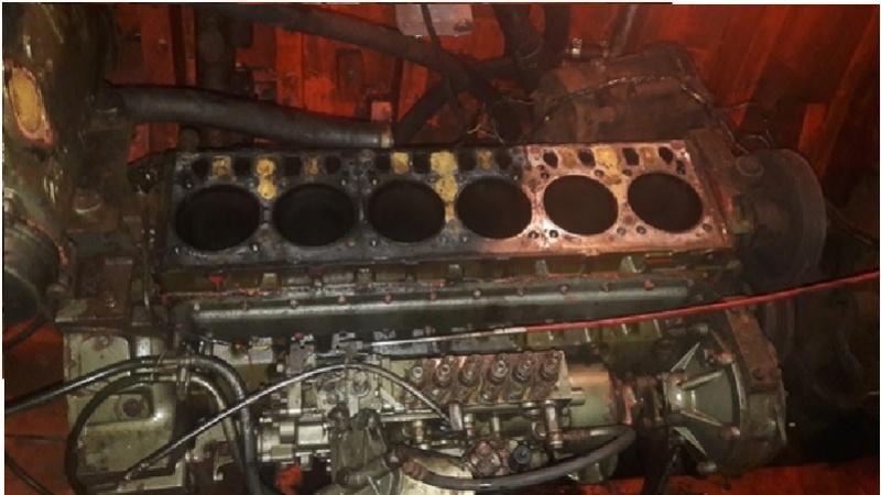Xin hỏi về nguyên nhân hư hỏng của máy tàu 111