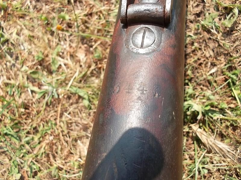 Mauser G98, petit d'1m25 dernièrement arrivé  Sam_2850
