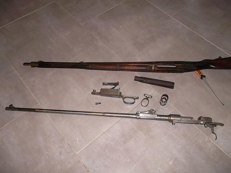 Mauser G98, petit d'1m25 dernièrement arrivé  Sam_2856