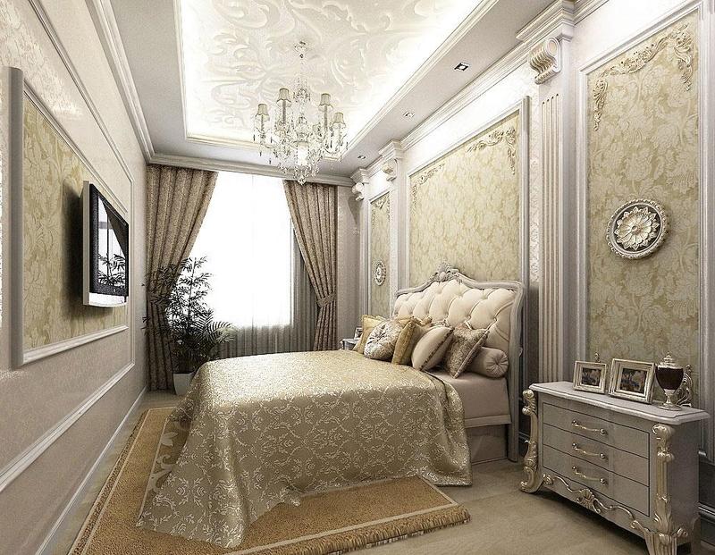 ديكورات حديثة لغرف النوم 1250