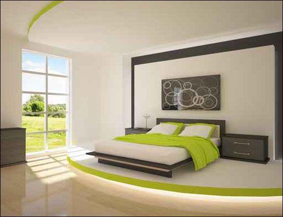 ديكورات حديثة لغرف النوم 1342