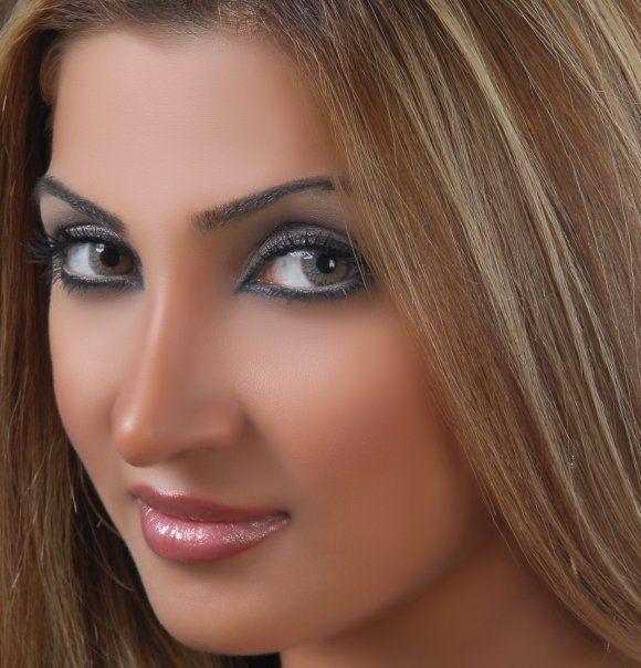 اجمل صور مكياج لبناني 1440