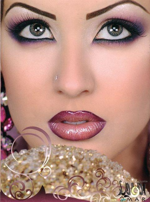 اجمل صور مكياج لبناني 173