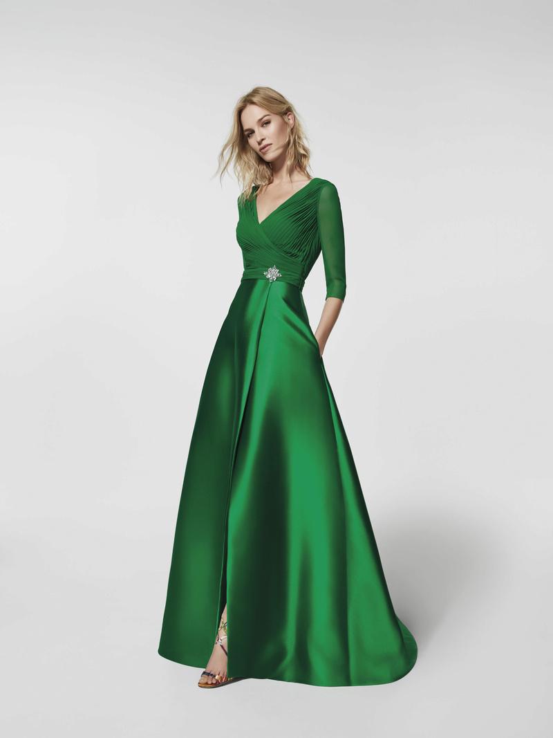 ملابس سهرات محجبات 2018 4142
