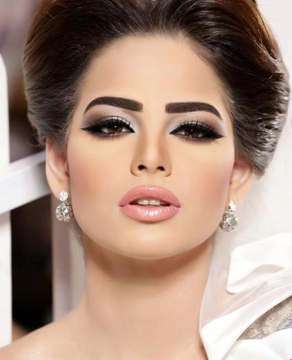 اجمل صور مكياج لبناني 570