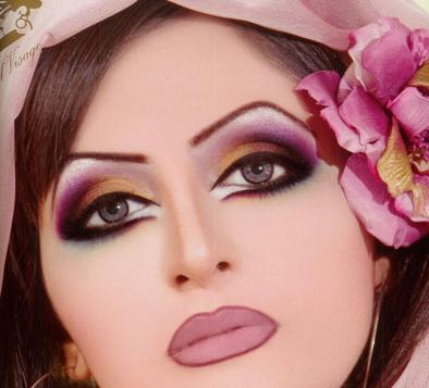 اجمل صور مكياج لبناني 674