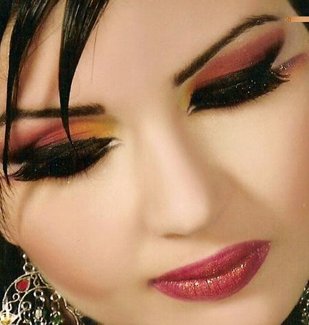 اجمل صور مكياج لبناني 874