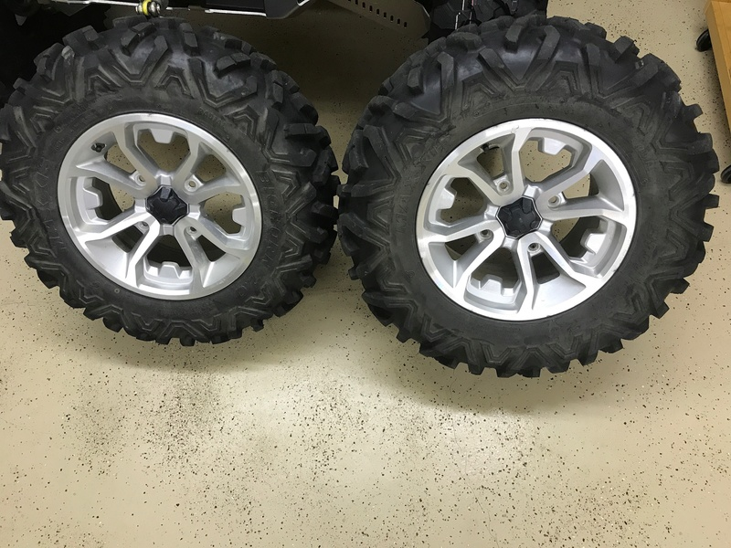 Maxxis Bighorn 2s on Can Am wheels Img_2510