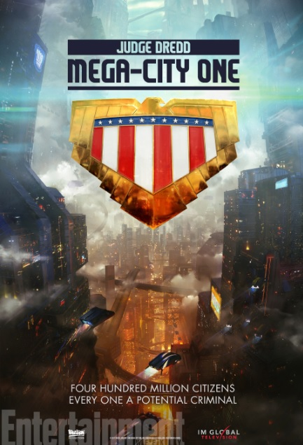 [Series] Judge Dredd: Mega-City One Dredd10