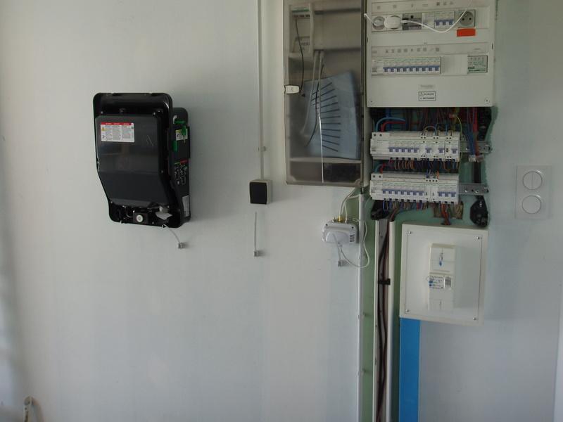 Installation de ma borne Schneider 7 kW par Proxiserve P5151810