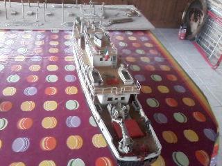 Calypso (navire océanographique 1ère version) par famille MARTINET P16-0543