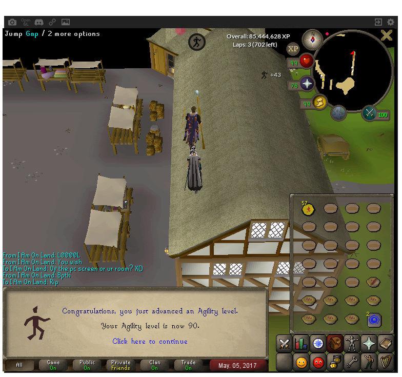 Fury's Goals and Progress!  Agilit14