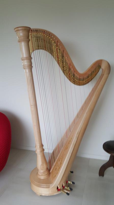 Harpe à pédales 20170510