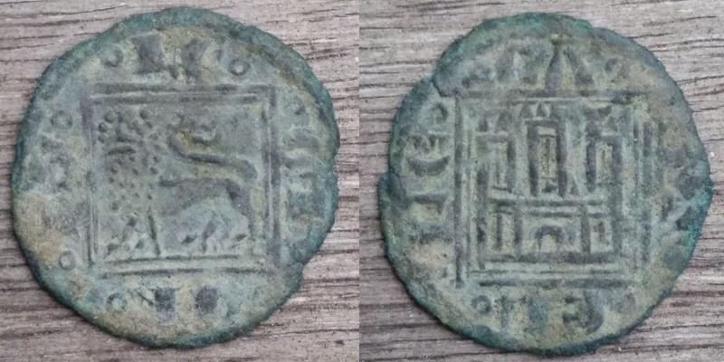 PUJESA - ALFONSO X EL SABIO - 1281 - CASTILLA Alfons10