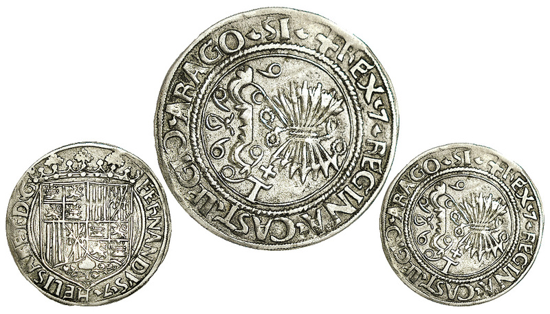 1 REAL - REYES CATÓLICOS - Toledo 1497-1530 Rc_08610