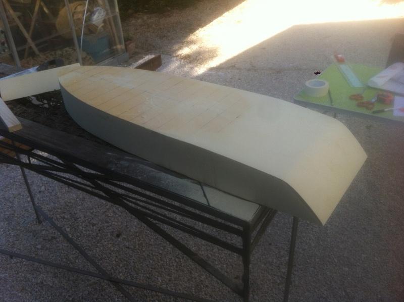 Nouveau projet yacht de plaisance rc en composite fibre de verre par joce. Img_0966