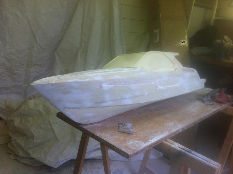 Nouveau projet yacht de plaisance rc en composite fibre de verre par joce. Img_1010