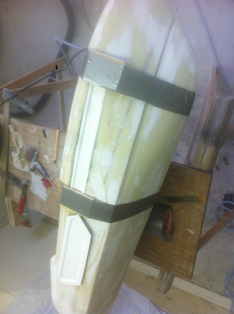 Nouveau projet yacht de plaisance rc en composite fibre de verre par joce. Img_1018