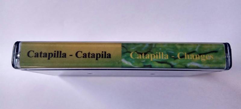 As minhas gravações de K7´s + Labels Catapi11