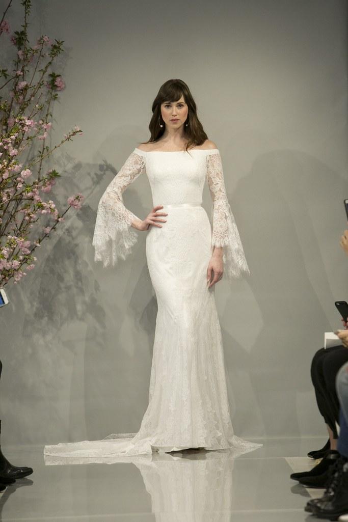 احدث فساتين الزفاف الجديدة  1315