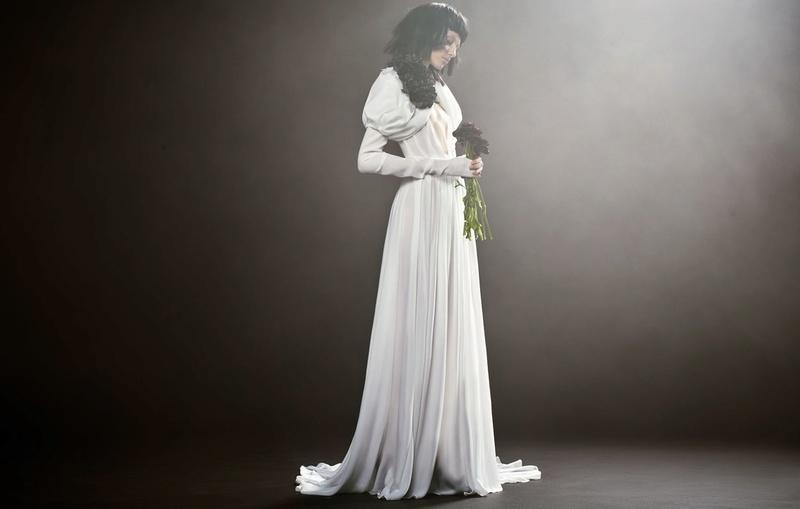 احدث فساتين الزفاف الجديدة  1414