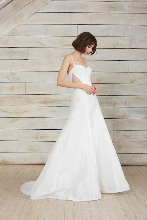 احدث فساتين الزفاف الجديدة  2213
