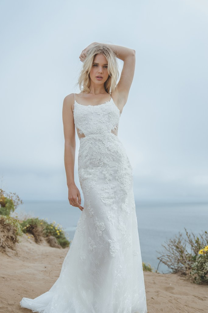 احدث فساتين الزفاف الجديدة  2313