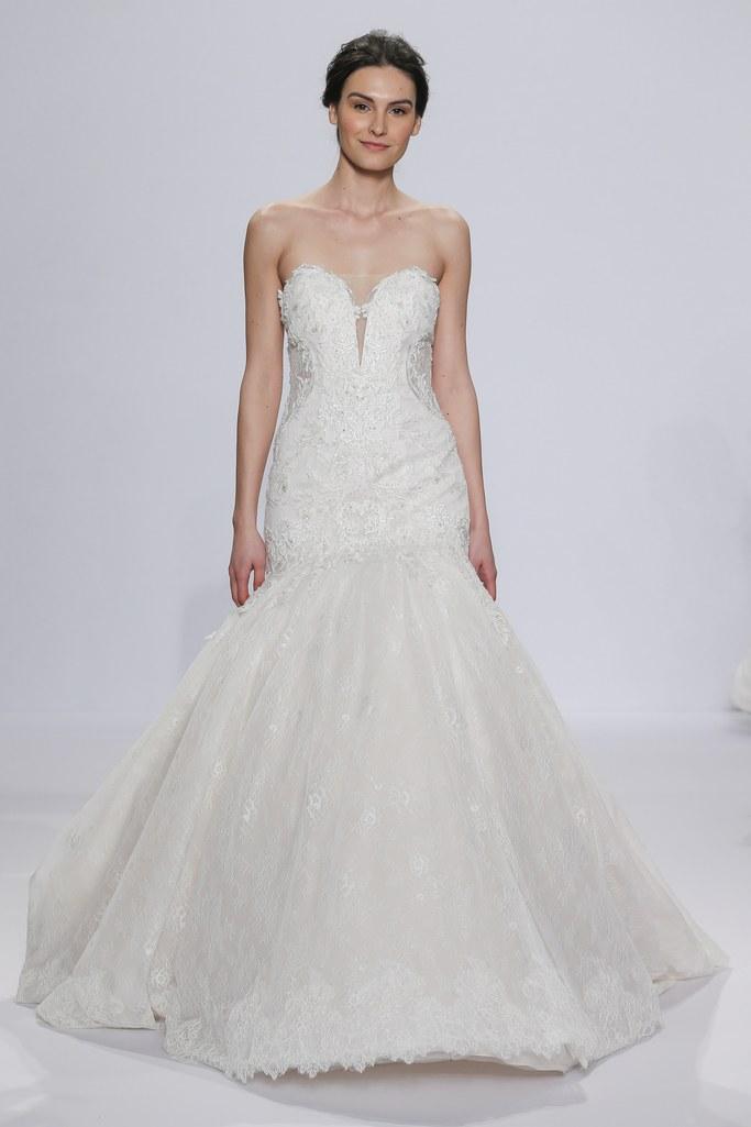احدث فساتين الزفاف الجديدة  2413