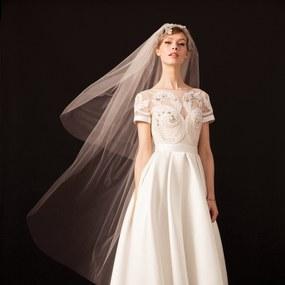 احدث فساتين الزفاف الجديدة  326
