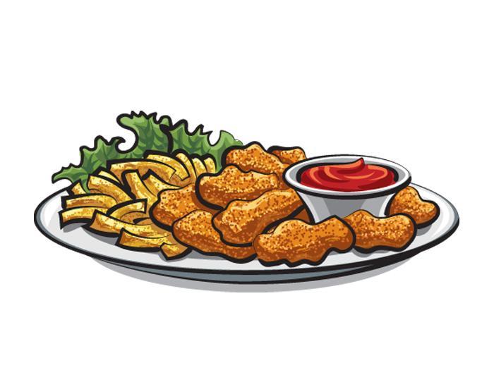 اكلة الدجاج  بالكورن فليكس 424