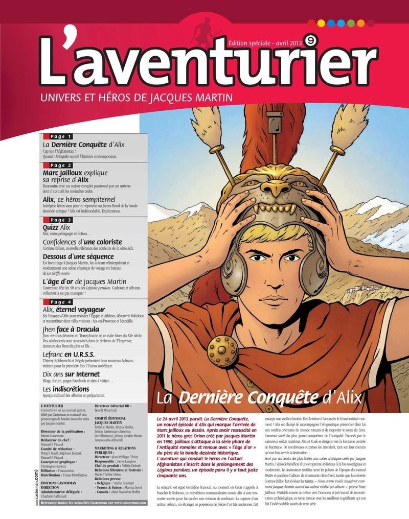 L'aventurier revient! - Page 2 Aventu16