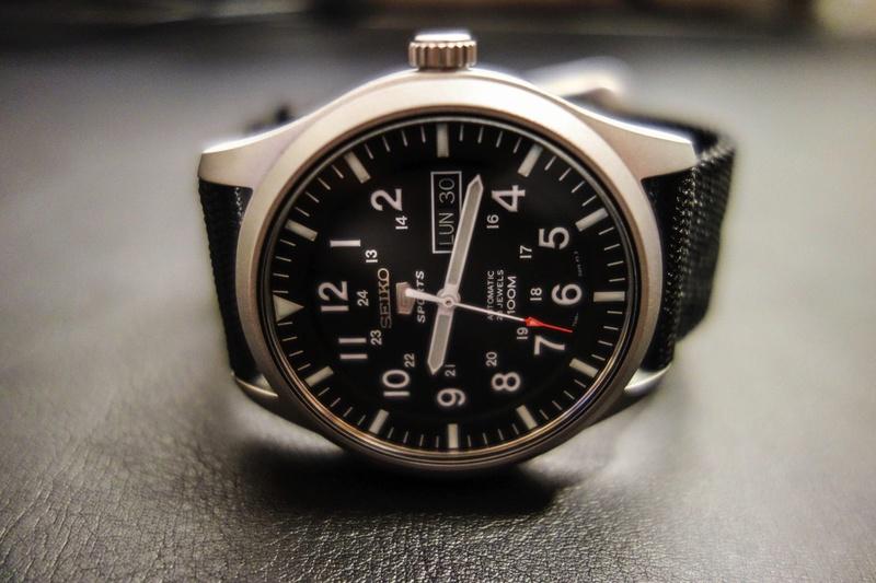 Laquelle comme première montre? Seiko-10