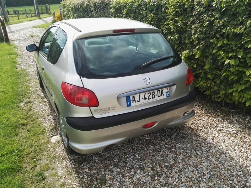 maxime0596 - Peugeot 206 1.4i 3P Urban Aj-42830