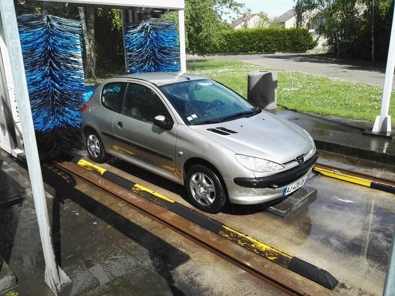 maxime0596 - Peugeot 206 1.4i 3P Urban Aj-42842