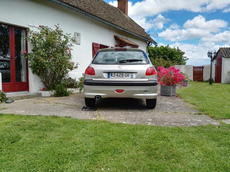 maxime0596 - Peugeot 206 1.4i 3P Urban Aj-42853