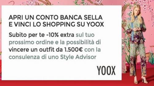 Con WEBSELLA puoi vincere € 1.500 di BUONO SHOPPING su YOOX [scaduta il 15/07/2017] Cattur11