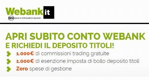WEBANK regala BUONO MEDIAWORLD € 120 [scaduta il 06/09/2017] Cattur14
