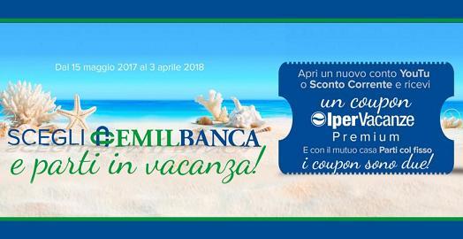 EMIL BANCA regala COUPON IPERVACANZE € 200 [scaduta il 03/04/2018] Immagi11