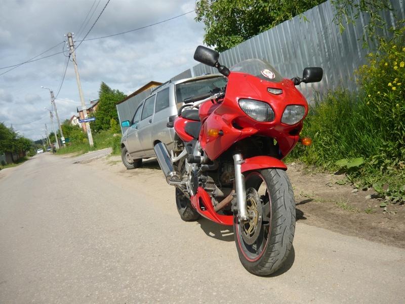 продам Suzuki sv650 или поменяю на эндуро P1060219