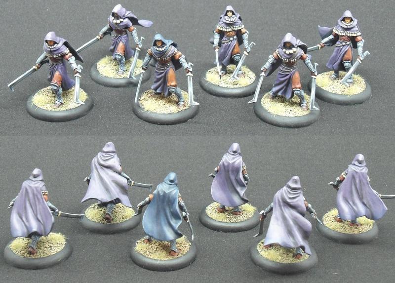 Les elfes d'Avaren de Varlack Corbea10