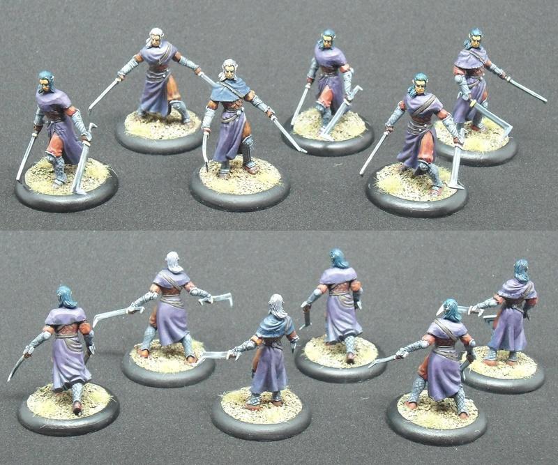 Les elfes d'Avaren de Varlack Corbea11